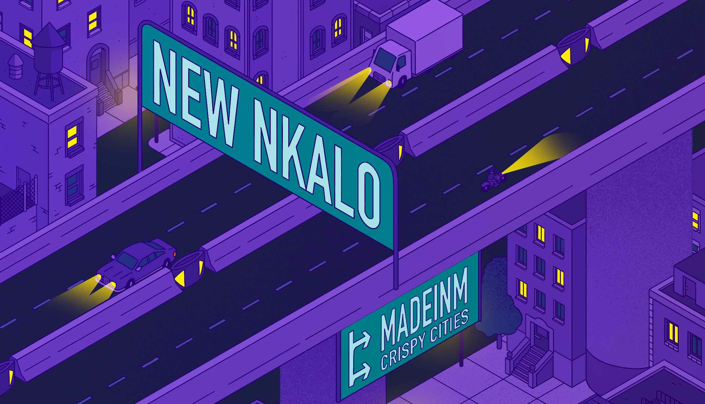 Made in M – New Nkalo